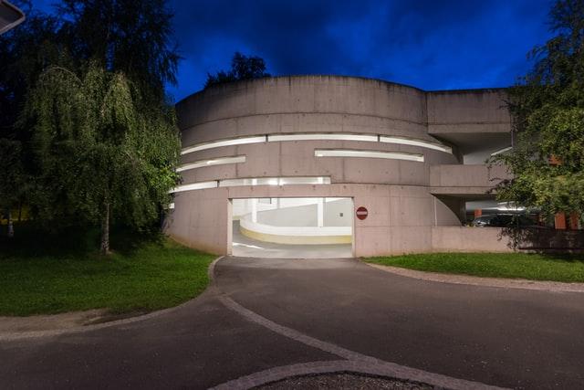Landscape planning - Driveway Garage