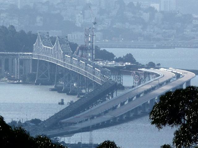 bay Bridge from Berkeley