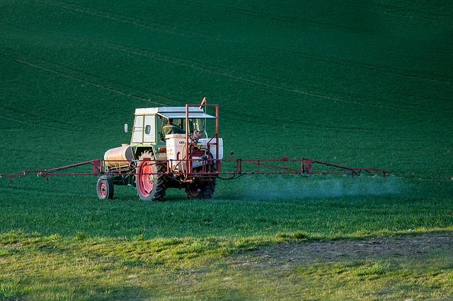 Pesticides for Garden